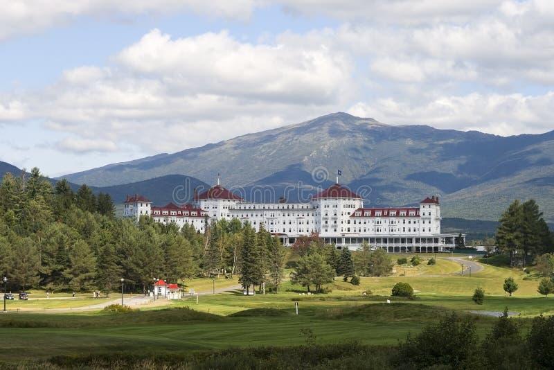 Góry Waszyngton hotel fotografia royalty free