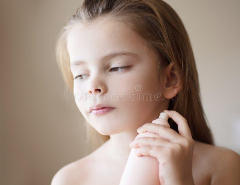 Gör din hud skinande arkivfoton