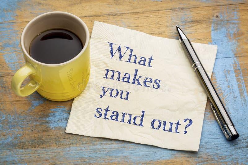 Gör vad dig att stå ut? royaltyfria foton
