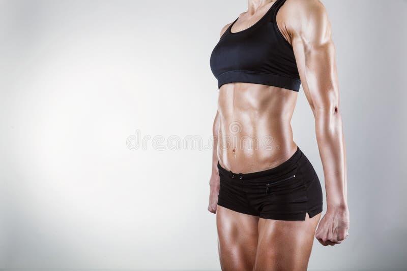 Göra perfekt kroppen arkivbilder