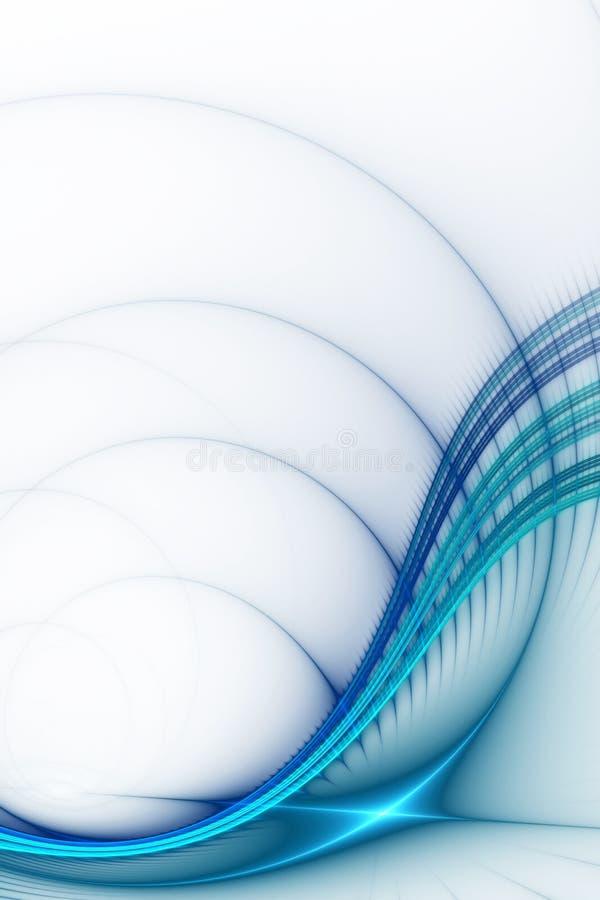 Göra sammandrag affärsvetenskap eller teknologibakgrund stock illustrationer