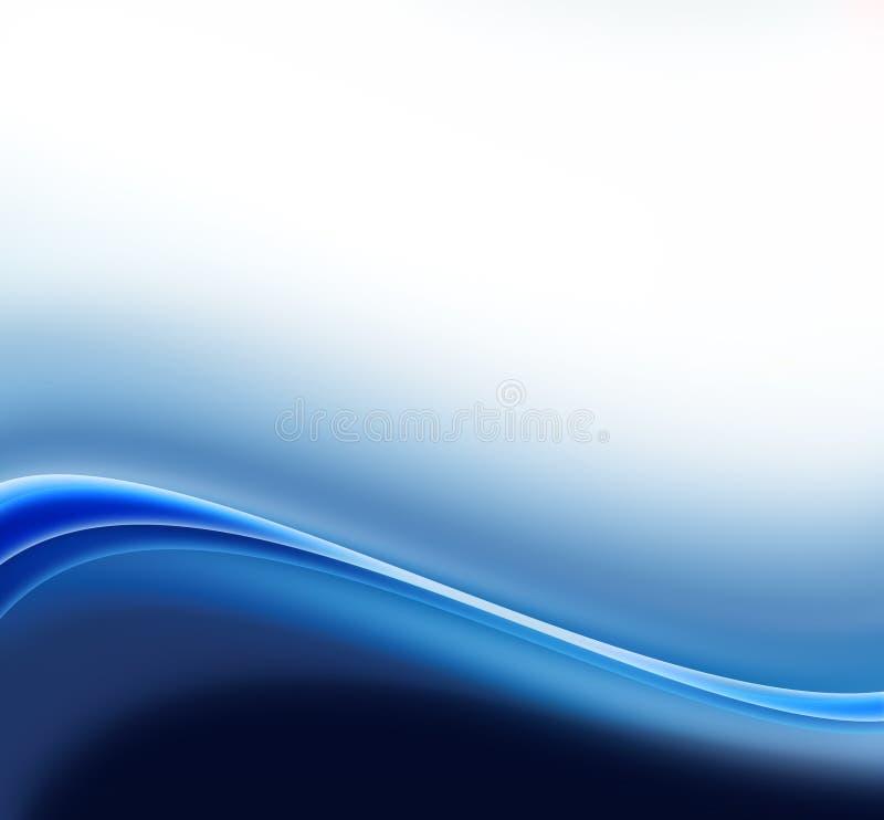 göra sammandrag bakgrundsbluen vektor illustrationer