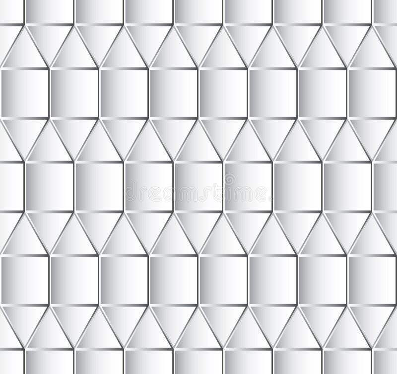 göra sammandrag seamless textur royaltyfri illustrationer