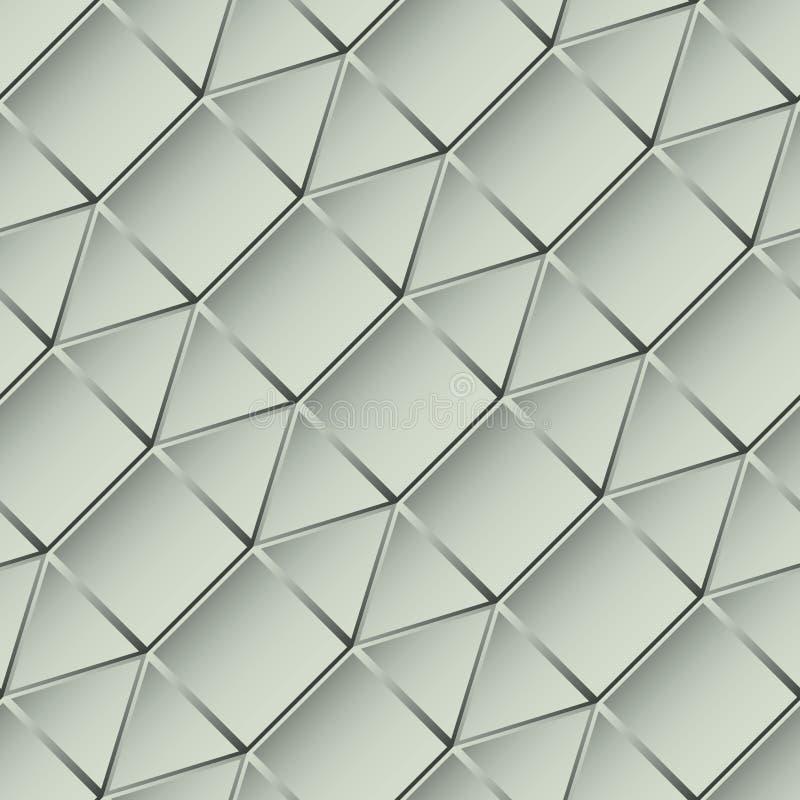 göra sammandrag seamless textur stock illustrationer
