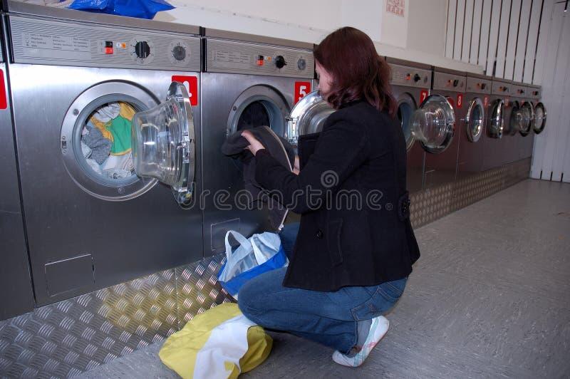 göra tvätterit royaltyfri foto