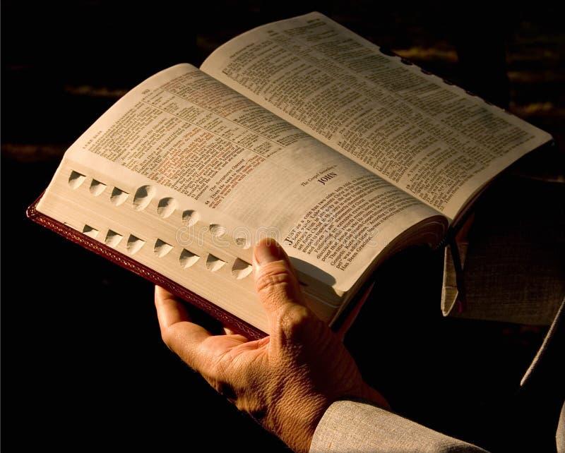 Göttliche Ablichtung stockbild