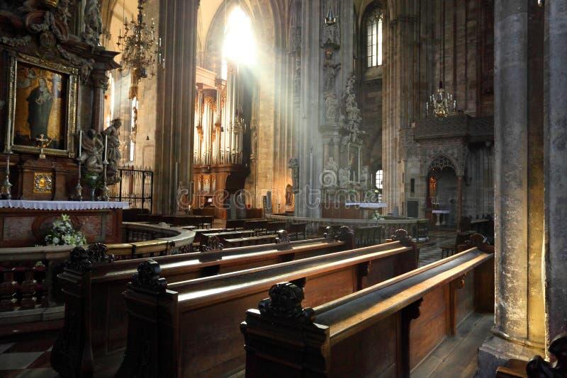 Göttliche Leuchte stockbild