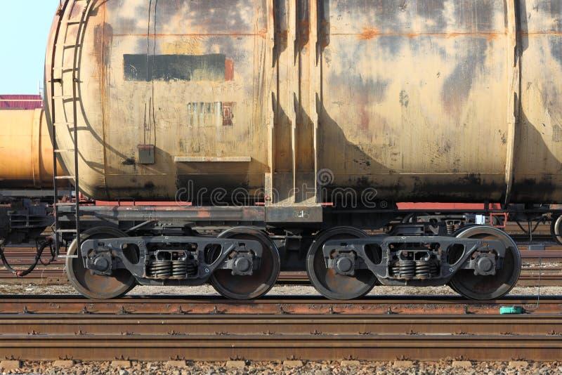 Güterzug stockfotografie