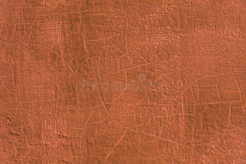 Gęsta świeża błękitna, nafciana farba na płaskiej stali powierzchni bezszwowej teksturze z starymi pęknięciami pod nim, zdjęcia stock