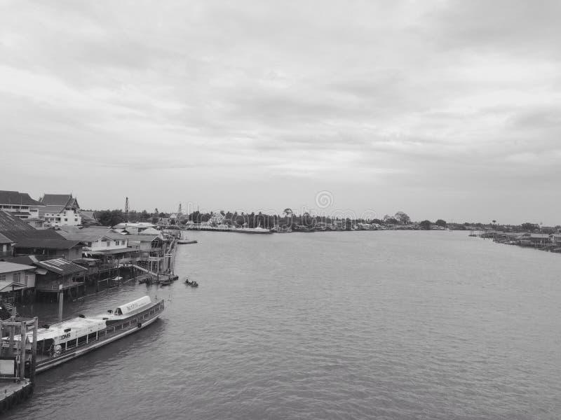 Główna rzeka zdjęcie royalty free