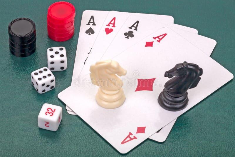 Główne gry planszowa obrazy stock