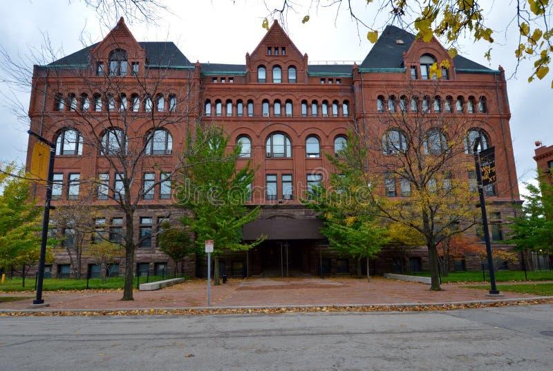 główny budynek fotografia royalty free