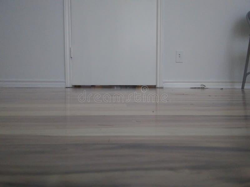 Główny sypialni drzwi korytarz fotografia stock
