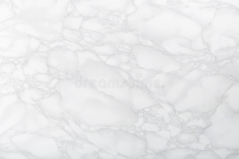 Gładka bielu marmuru powierzchnia dla tło fotografia stock