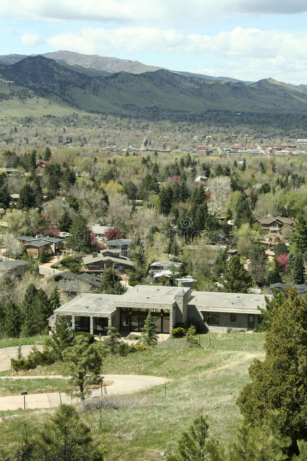głaz Colorado obrazy royalty free