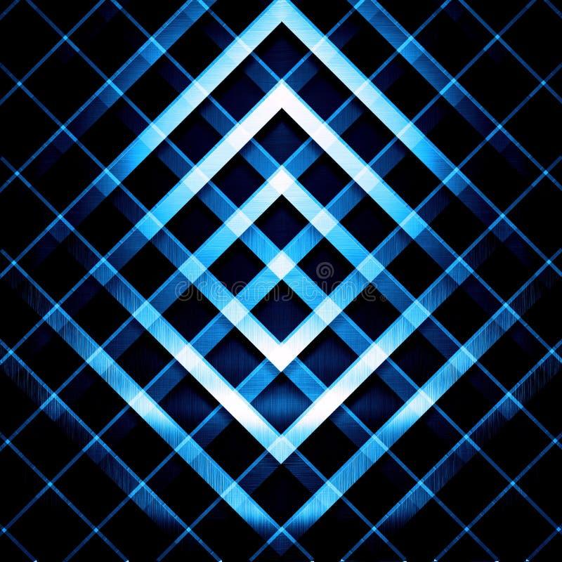Głośnikowy grille ilustracja wektor