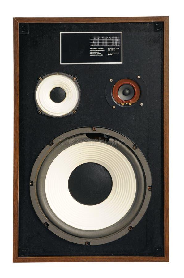 głośnikowy system zdjęcie royalty free