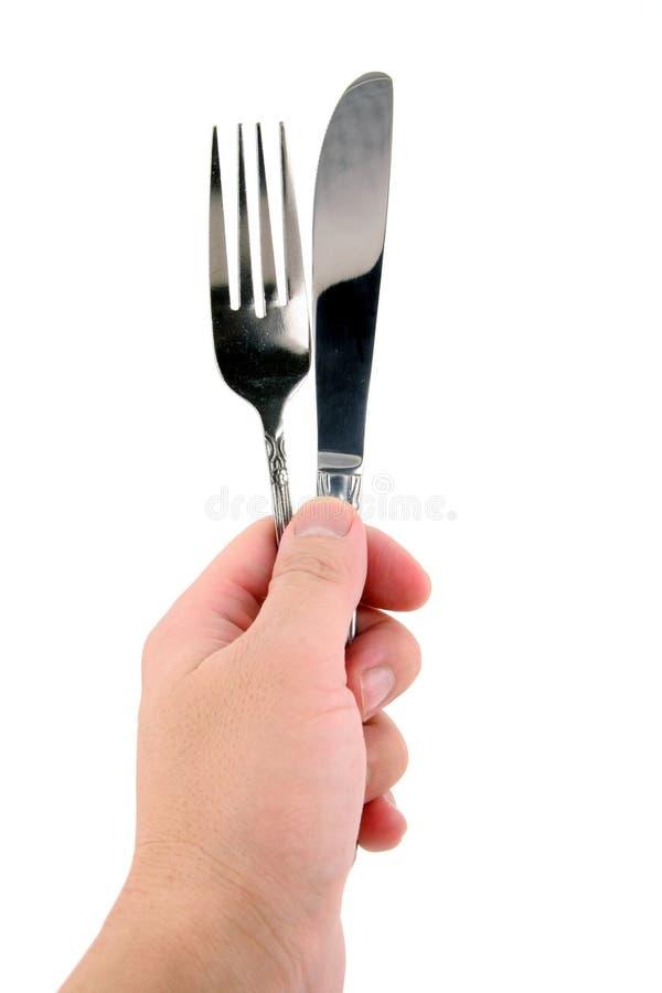 głodny. zdjęcie stock