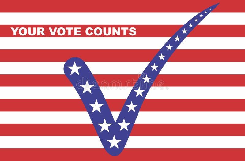 głosowania ilustracji