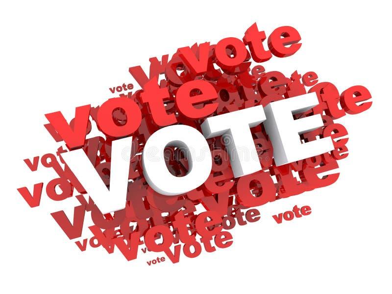 głosowanie ilustracji