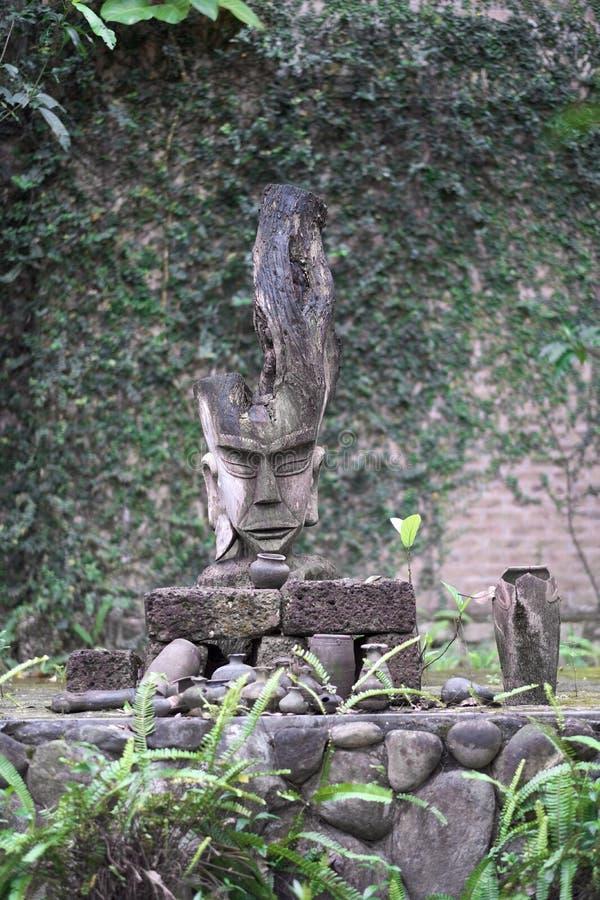 Głowa mityczny charakter obrazy royalty free