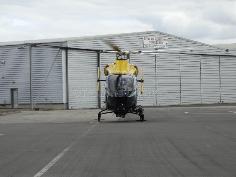G-CMBS - Cambridgeshire Lotniczego poparcia Milicyjna jednostka zdjęcie royalty free