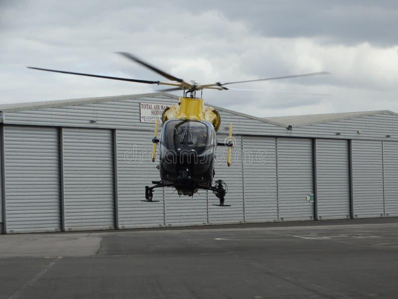 G-CMBS - Cambridgeshire Lotniczego poparcia Milicyjna jednostka obrazy stock