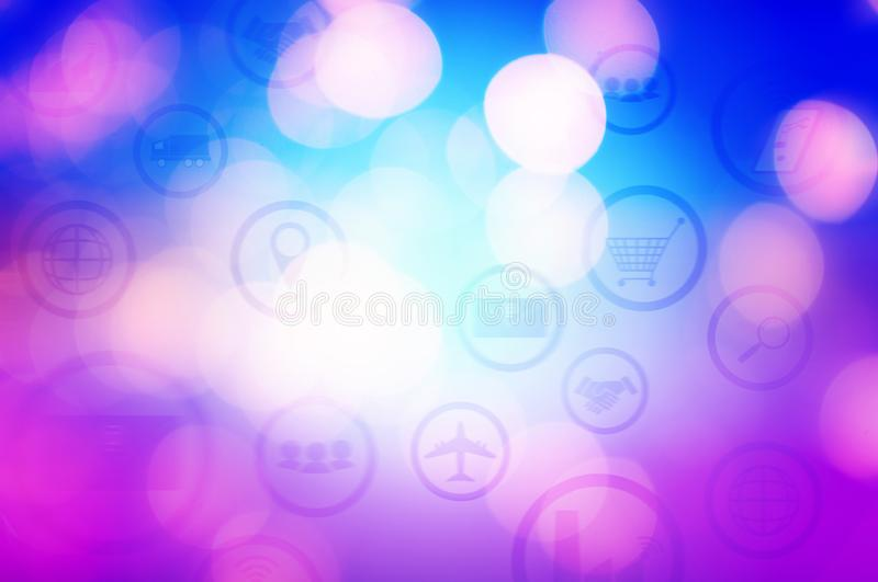 5g internet concept with businessman pressing buttons royalty free stock images