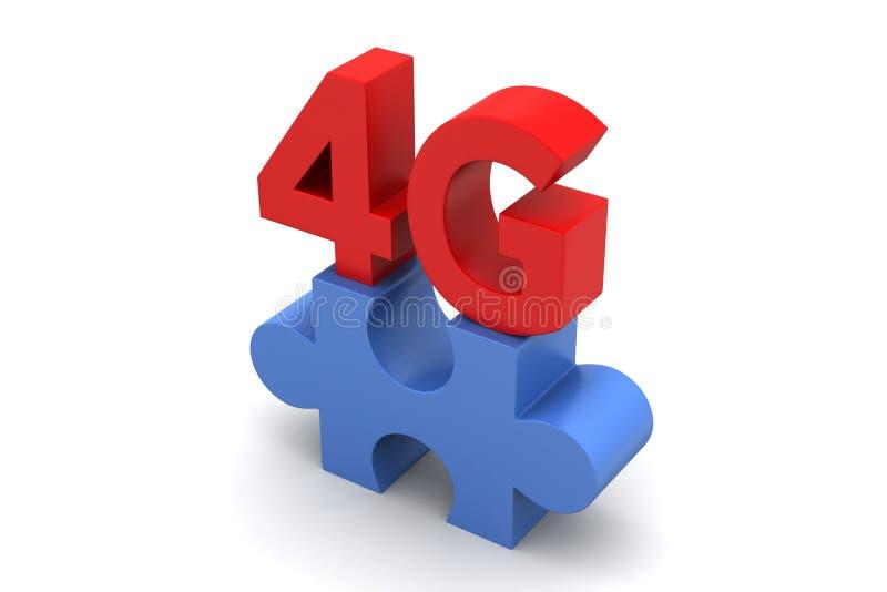 Download 4G, interneta pojęcie ilustracji. Ilustracja złożonej z sieć - 53778718