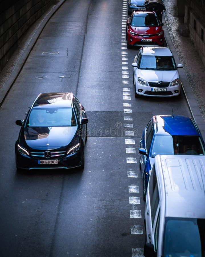 G-Klass Mercedes-Benz lizenzfreie stockfotos