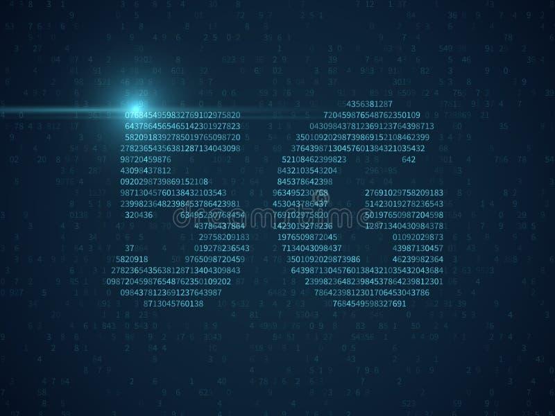 5G nieuwe radio Verbindt het technologie netto concept het uitzenden de breedband snel creatieve mededeling van toegangssmartphon vector illustratie
