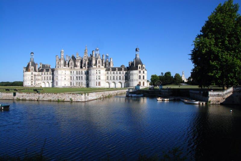 G?rska chata Chambord obrazy royalty free