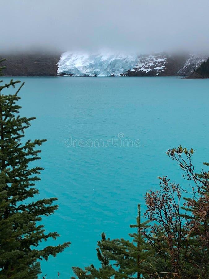 G?ry Robson lodowiec zdjęcia royalty free