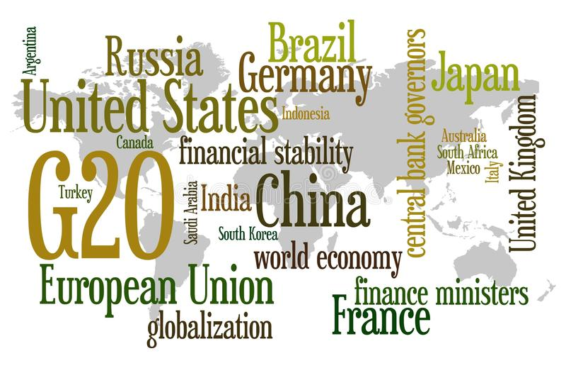 G20 libre illustration