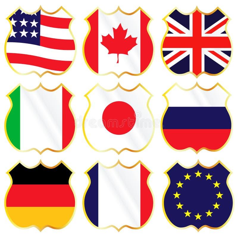G8 libre illustration