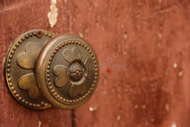 gałka drzwi obrazy stock