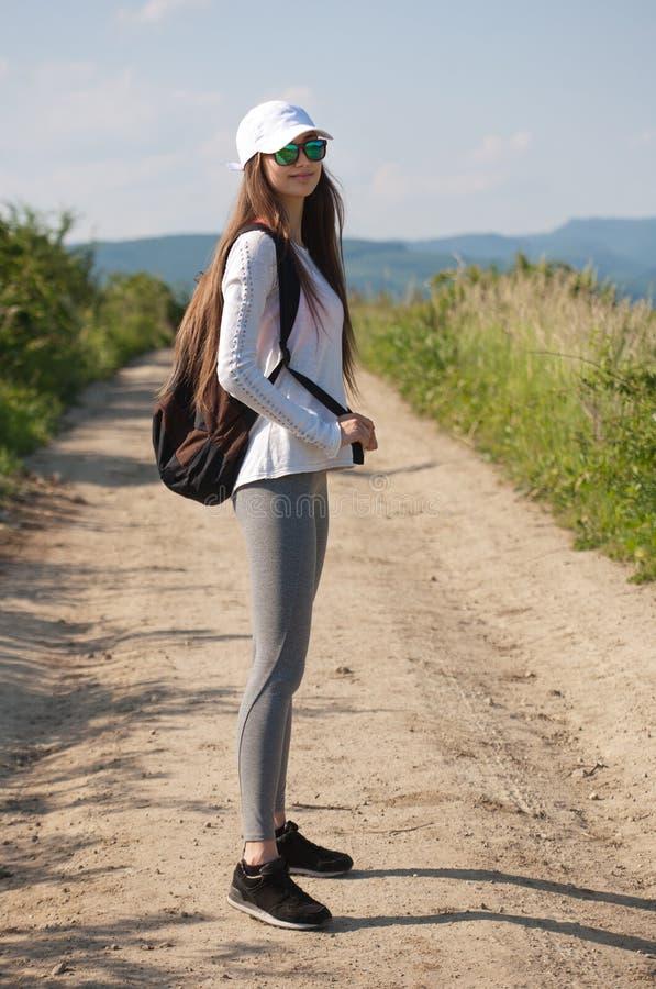 Ga wandelend stock fotografie