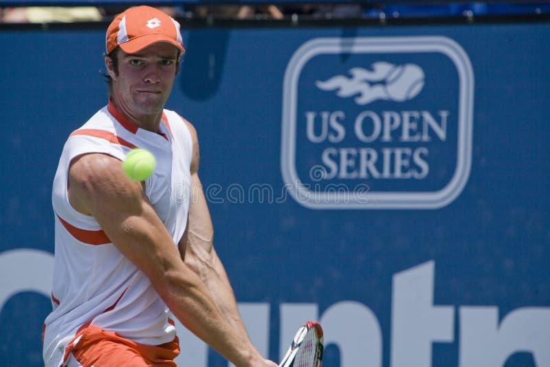 Gabashvili a tennis di Los Angeles aperto immagini stock