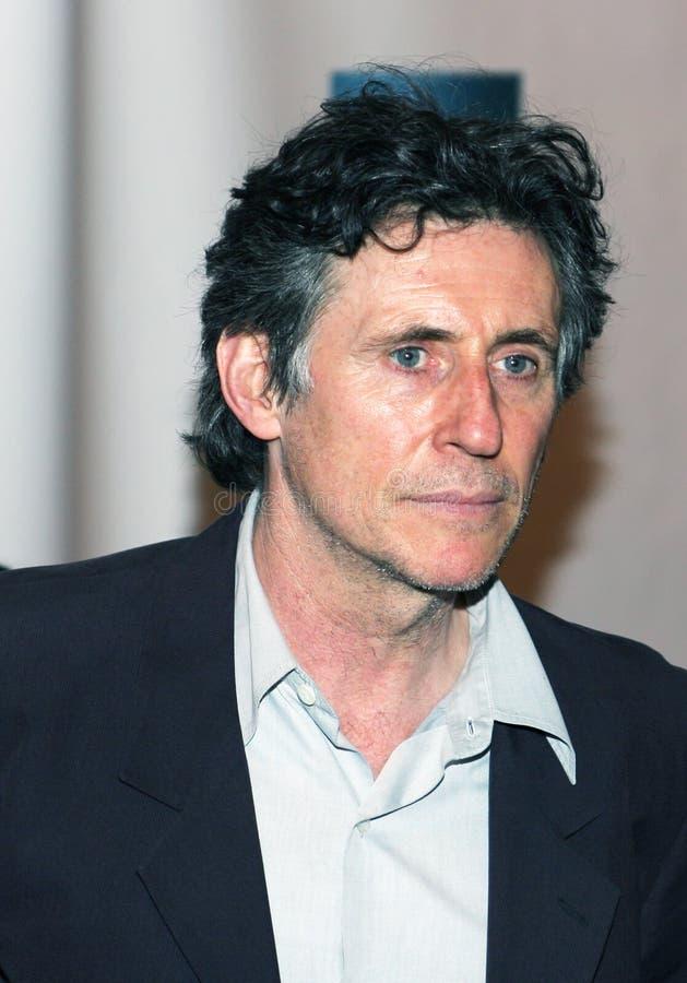 Gabriel Byrne stock image