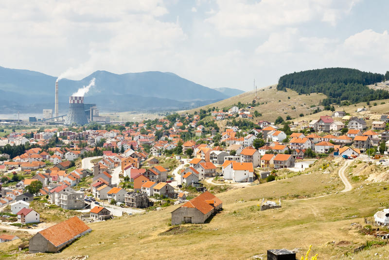 Download Gacko Town - Bosnia And Herzegovina Stock Photo - Image: 23007270