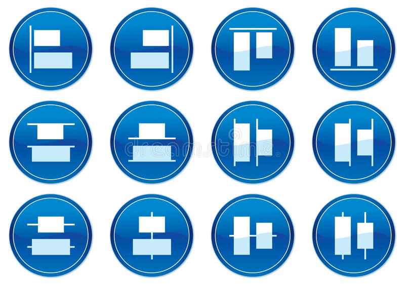 Download Gadget Icons Set. Stock Photography - Image: 7002432