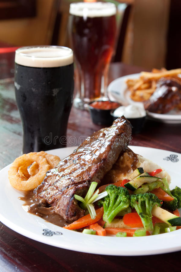 Free Gaelic Steak Stock Photo - 21861510