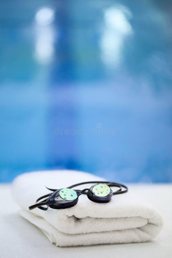 ¡Hora para una nadada! imágenes de archivo libres de regalías