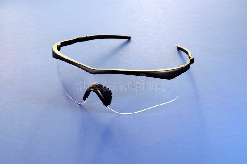 Gafas de seguridad imagen de archivo