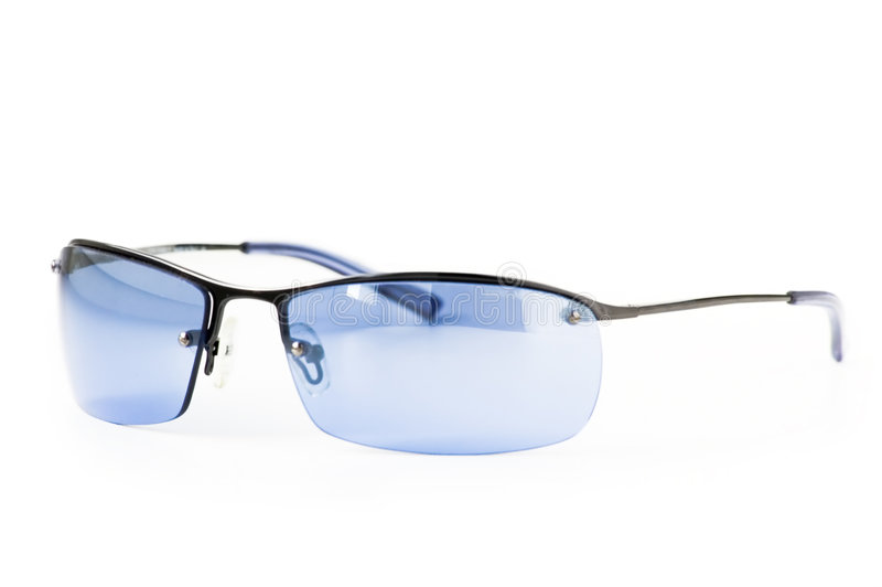 Gafas de sol aisladas foto de archivo libre de regalías