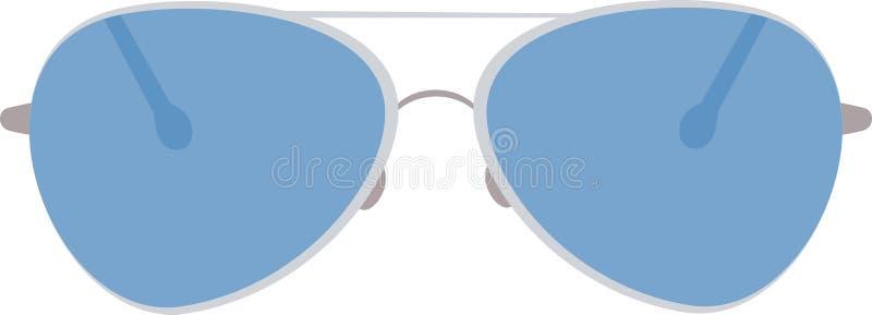 Gafas de sol azules libre illustration