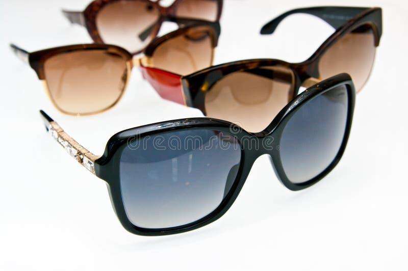 Gafas de sol con estilo fotografía de archivo libre de regalías