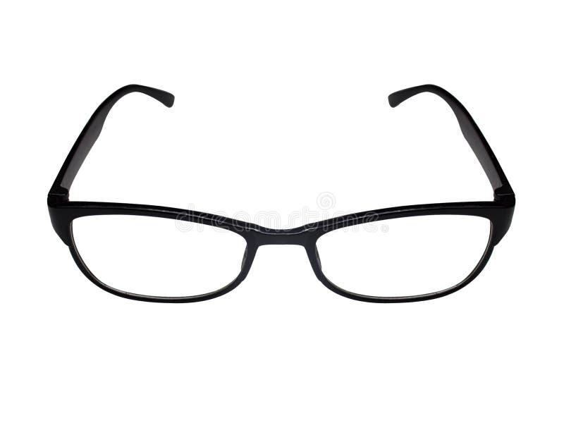 Gafas espectáculos Gafas de sol en los backgroundglasses blancos espectáculos Gafas de sol En el fondo blanco Gafas de los vidrio imagen de archivo
