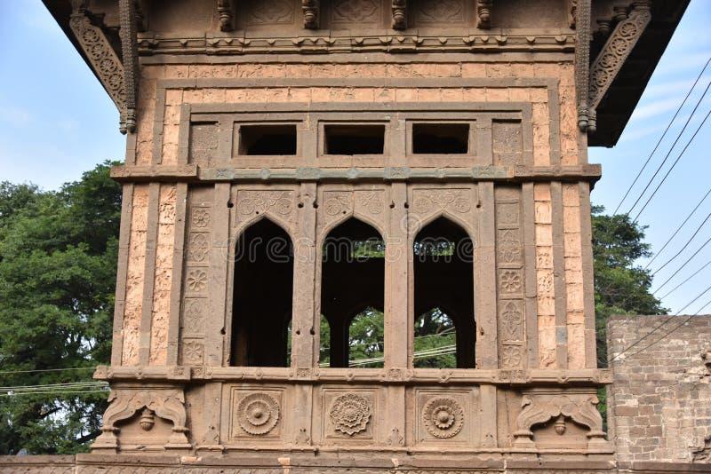 Gagan Mahal, Bijapur, Karnataka, Inde photo libre de droits