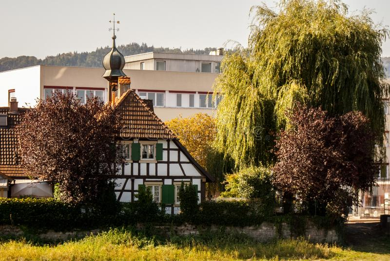 Gaggenau - Duitsland royalty-vrije stock foto's